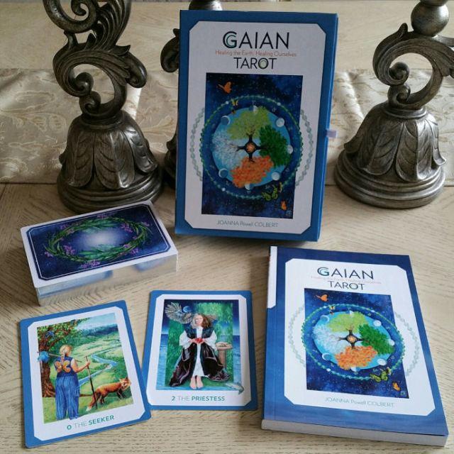 Gaian Tarot 01 Box Set