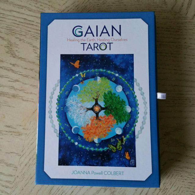 Gaian Tarot 05 Box Front
