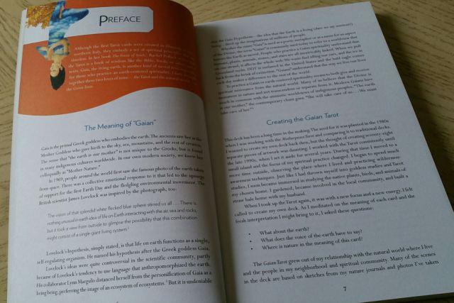 Gaian Tarot 08 Guidebook Preface