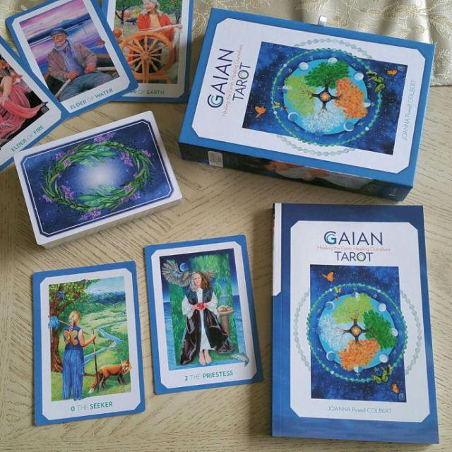 Gaian Tarot 31 Final Photo