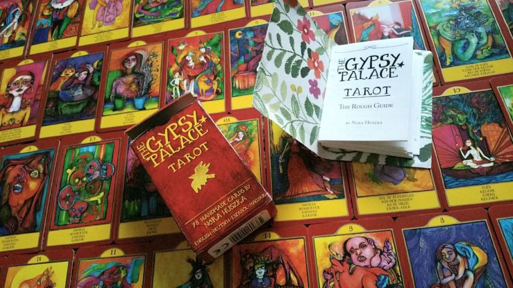 Gypsy Palace Tarot 01 Box Set