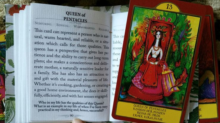 Gypsy Palace Tarot 20 Card 2