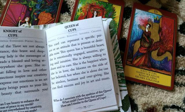Gypsy Palace Tarot 21 Card 3