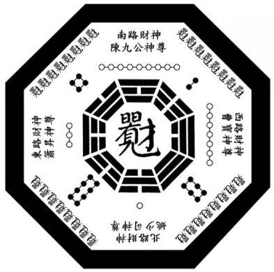 Fu Talisman for Business Success and Profit Gains