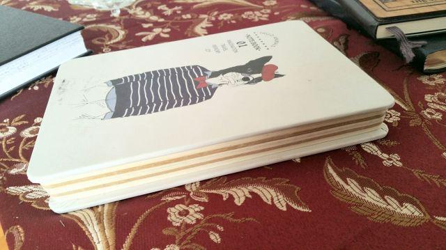 Journaling 10 Data Dump Book