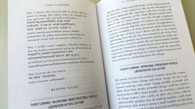 (cont'd) The Warrior-Spirit Prayer of Awakening by Rev. angel Kyodo Williams