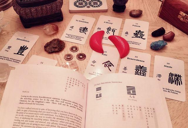 i-ching-jiao-bei-chinese-oracle-bone-script