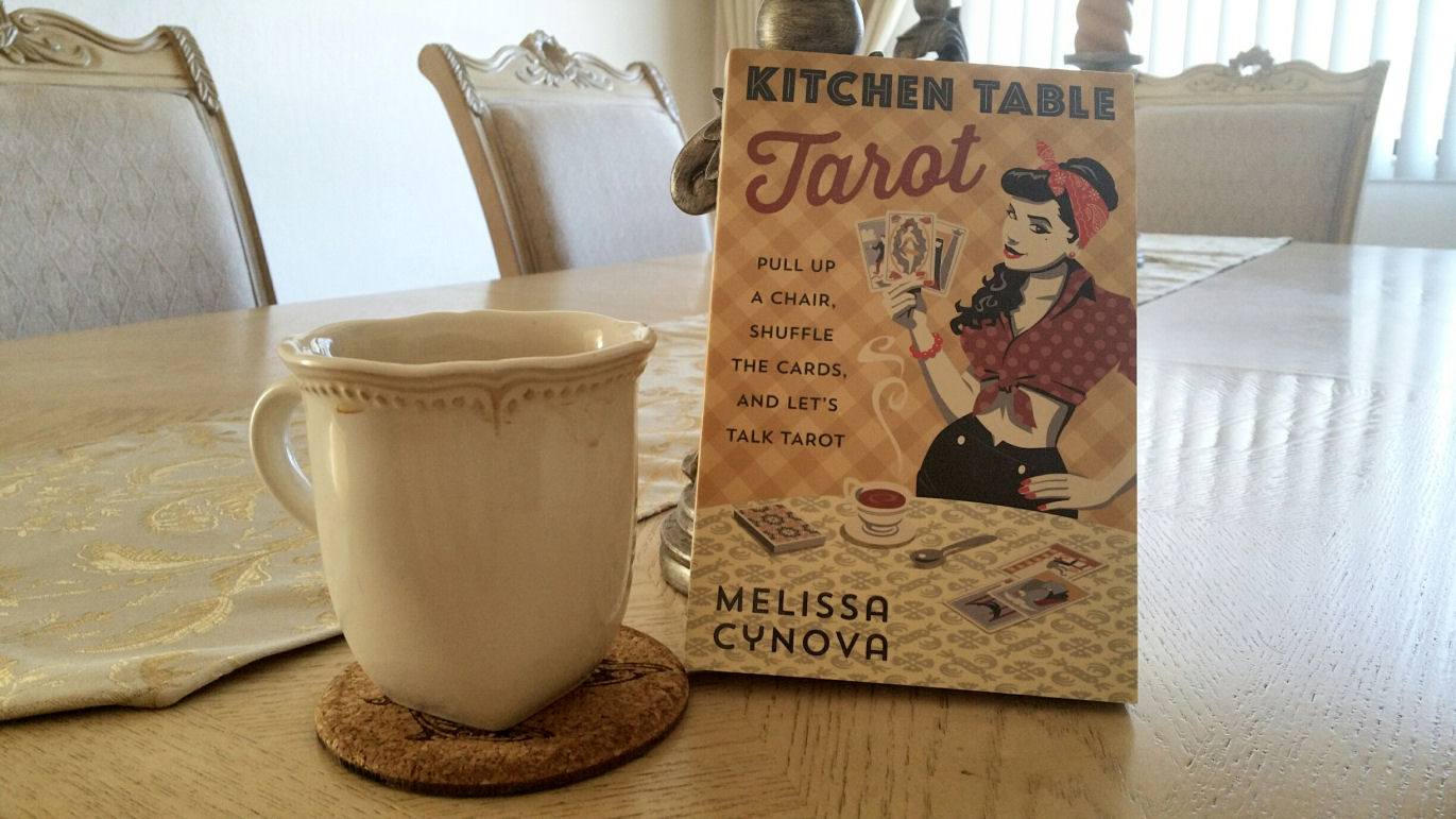 Kitchen Table Tarot By Melissa Cynova Benebell Wen