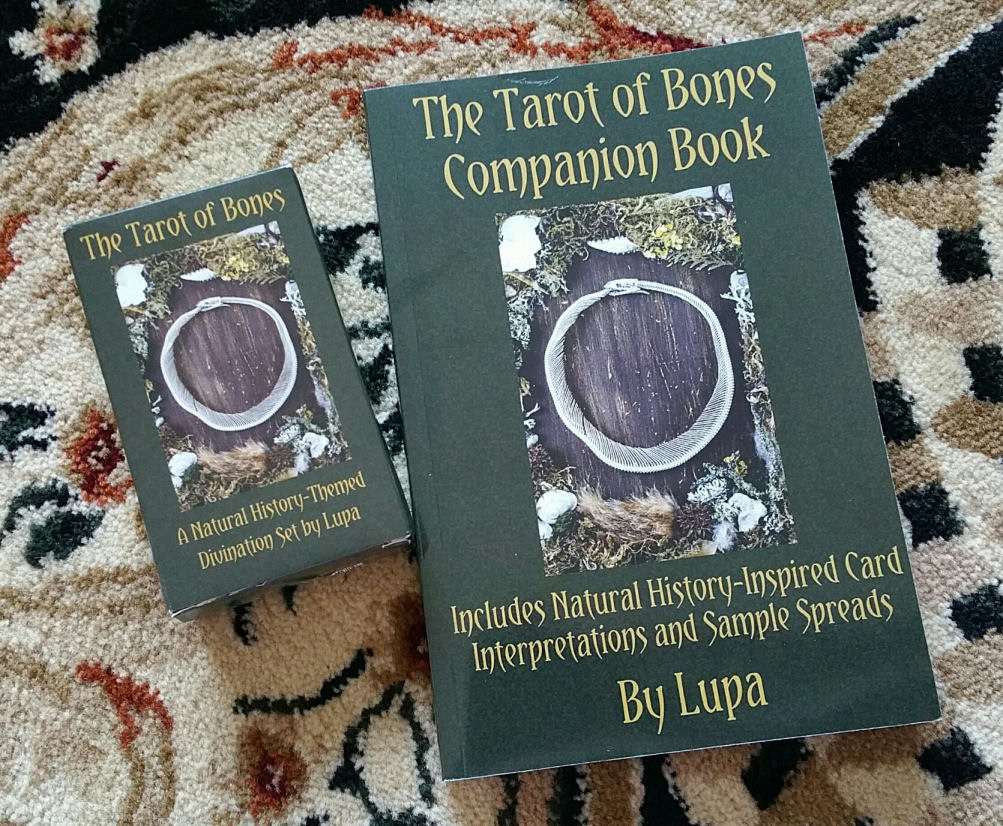 Review of the tarot of bones by lupa benebell wen for those who work closely with bones who collect art decks and who appreciate tarot creations that are off the beaten path you are going to enjoy lupas fandeluxe