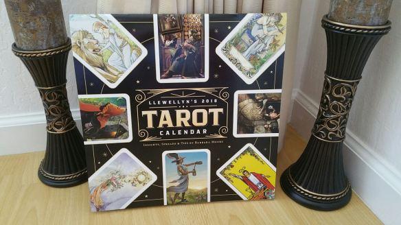Llewellyn's 2018 Tarot Calendar | benebell wen