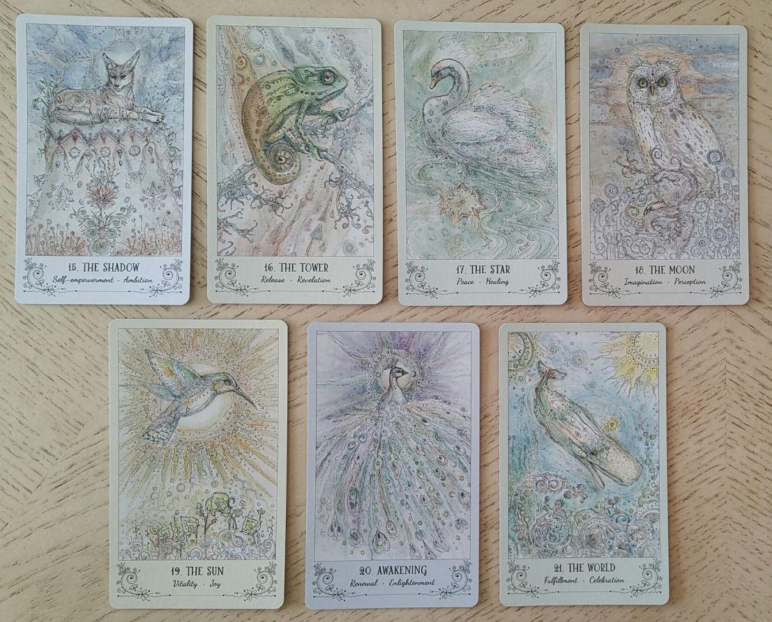 Spiritsong Tarot by Paulina Cassidy | benebell wen