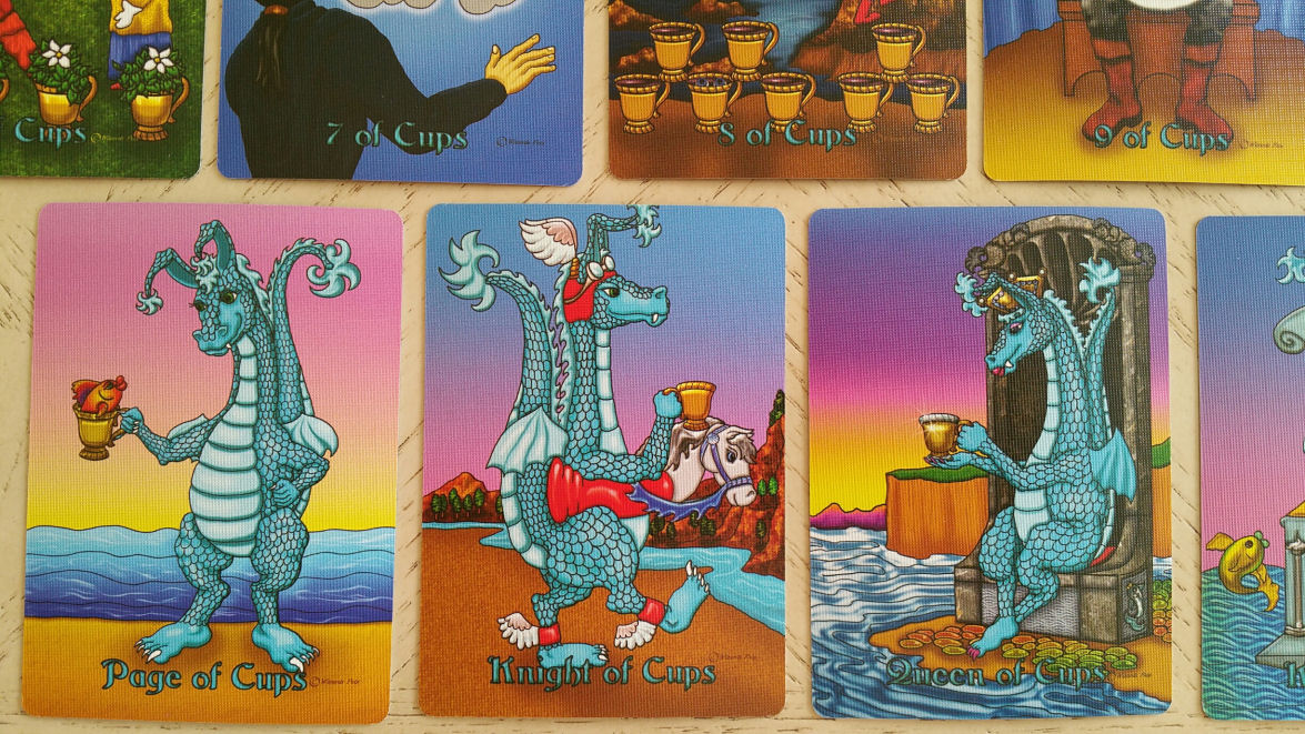 Wizard's Pets Tarot: Tarot [Not Just] for Tots | benebell wen