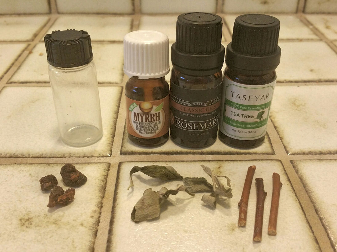 On Spell Oils (Cf  Anointing Oils) | benebell wen