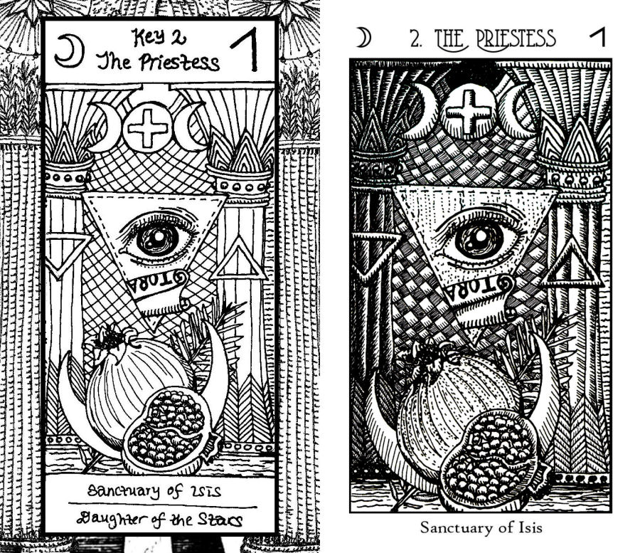 image about Free Printable Tarot Cards referred to as No cost Most important Arcana Obtain benebell wen