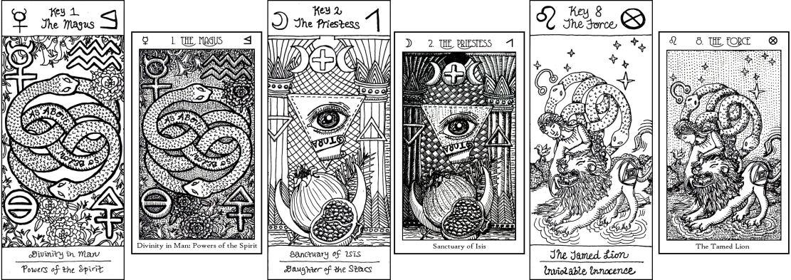 Spirit Keeper's Tarot | benebell wen