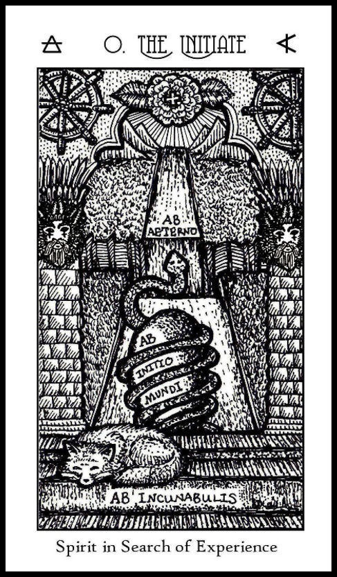Hermeticism & Spirit Keeper's Tarot | benebell wen