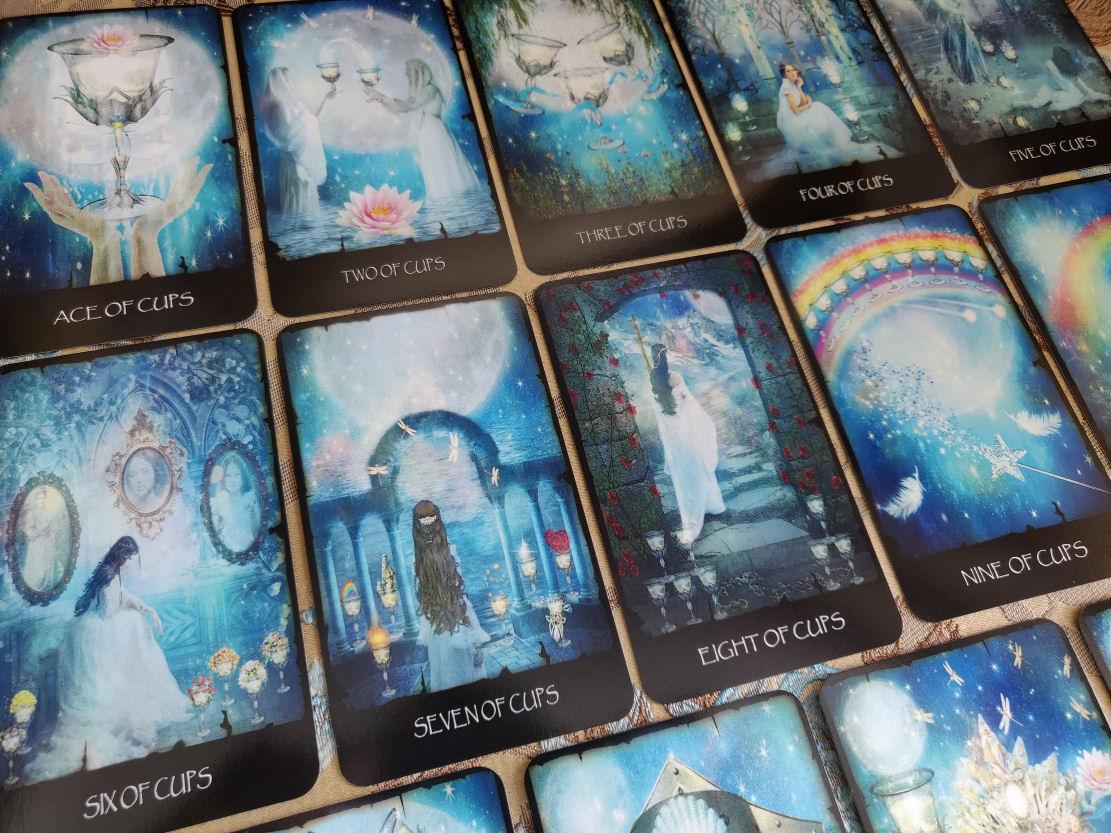 Tarot of Enchanted Dreams: Deck Review – benebell wen