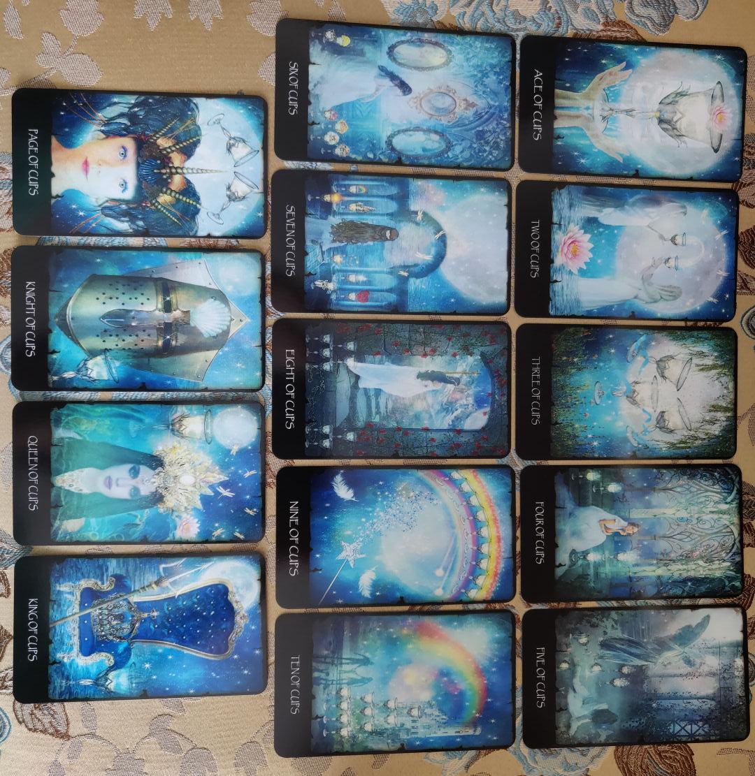 Tarot of Enchanted Dreams: Deck Review | benebell wen