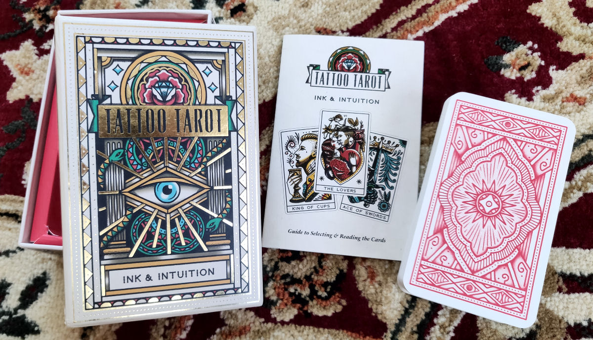 2d2c676812c2a It's fascinating how the tarot world experiences these synchronistic  psychic waves, where a particular theme takes hold and several decks on the  same theme ...