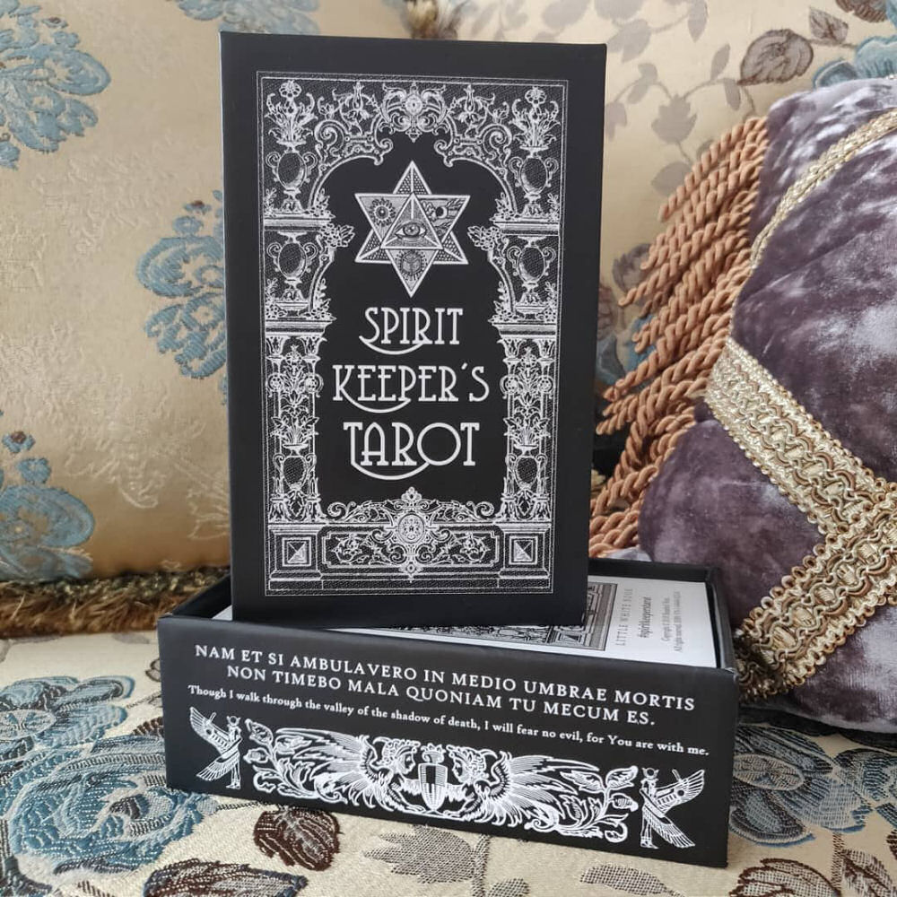Pre-Order the Spirit Keeper's Tarot