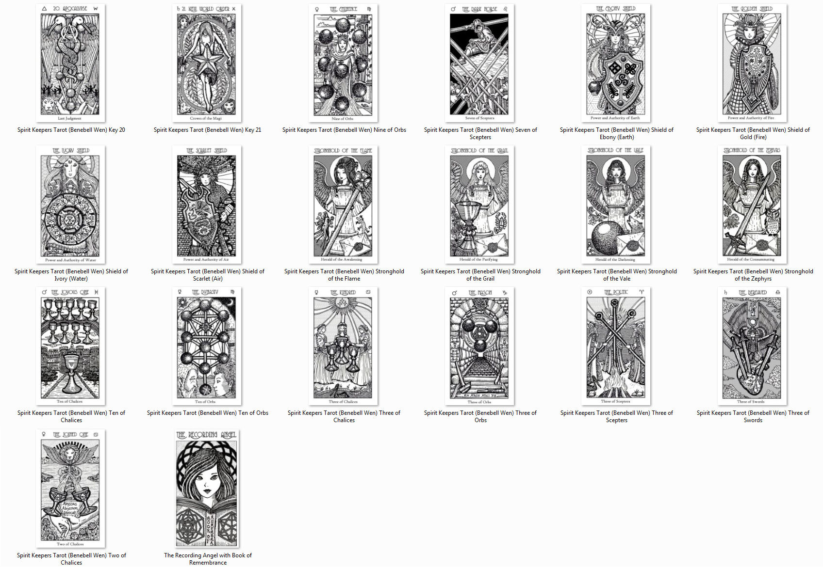 photograph about Free Printable Tarot Journal named Print Your Private Tarot Stickers and Notecards benebell wen