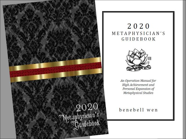 Metaphysicians Guidebook 2020
